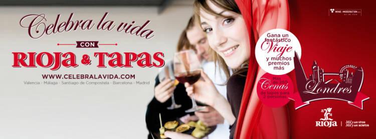 'Celebra la vida con Rioja & Tapas' 1