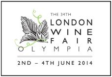 La Rioja en la London Wine Fair 1