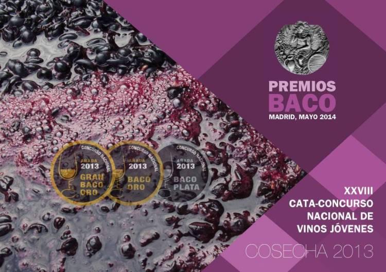 Lista de vinos con premio en los Premios Baco 2014 1