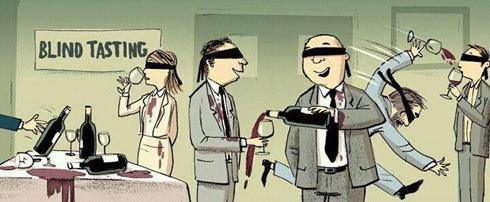 Qué es una cata a ciegas 1