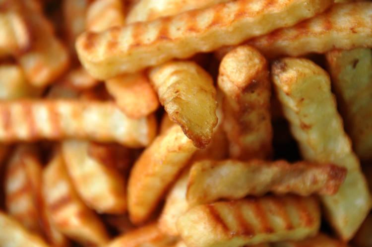 Cómo hacer la patatas fritas perfectas 1