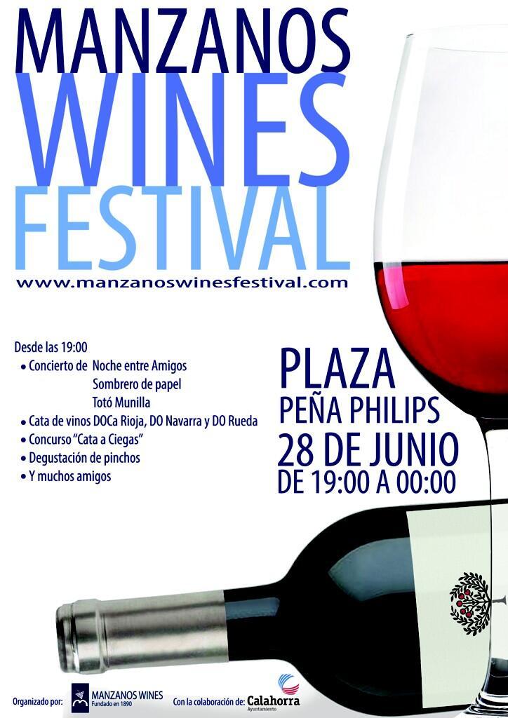 II Manzanos Wine Festival 1
