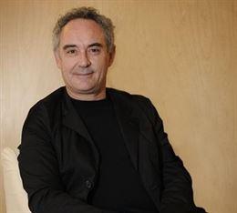 La Academia de Gastronomía de Andorra y Pirineos premia a Ferran Adrià 1