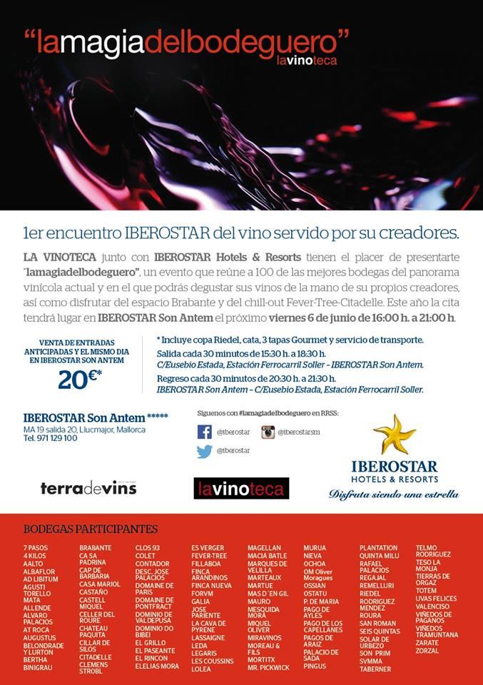 Solar de Urbezo estará presente en el evento 'La magia del bodeguero' 1