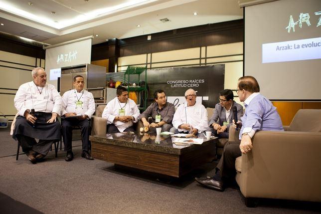 Arzak encabeza en Ecuador la delegación del Basque Culinary Center en la iniciativa 'Conexión Culinaria' 1