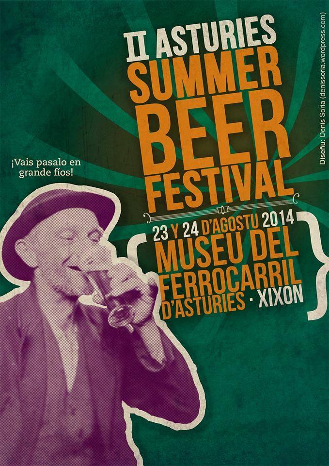 Asturies Summer Beer Festival 2014 1