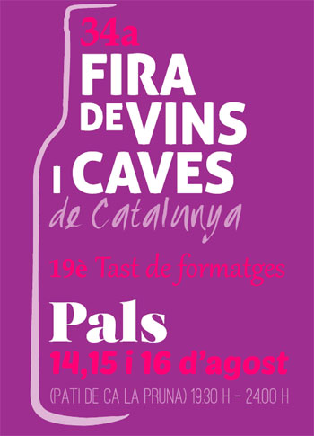 34ª Feria de Vinos de Cataluña 1