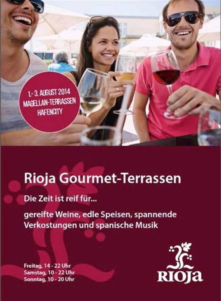 El Consejo Regulador de la D.O.Ca. Rioja estrena el festival 'Rioja & Tapas' en Alemania 1