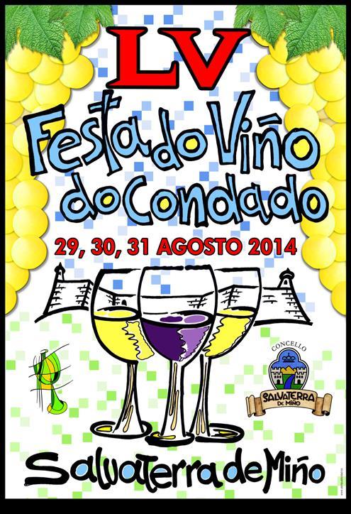 LV Festa do Viño do Condado en Salvaterra do Miño 1
