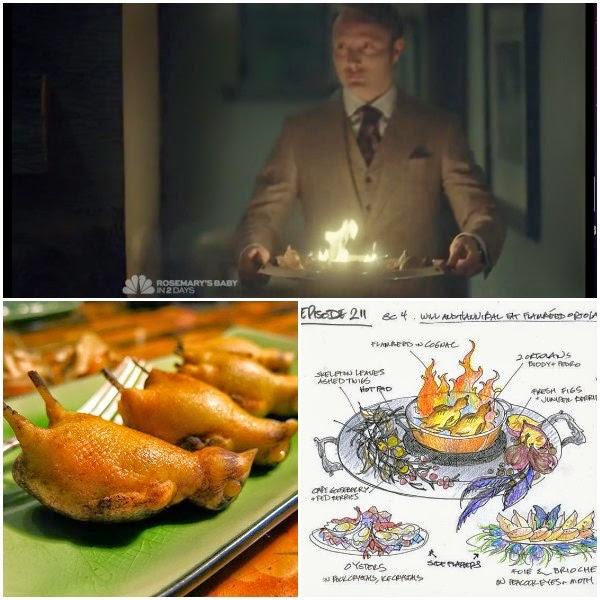 ¿Comerías un ave prohida para la cual chefs franceses han pedido permiso para cocinarla? Hannibal Lecter sí 1