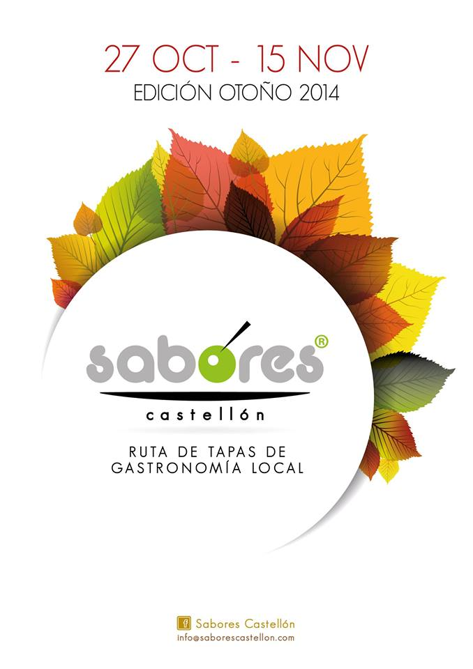 Edición Otoño´14 de la Ruta de Tapas 'Sabores Castellón' 1