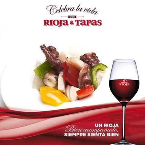 Vuelve el concurso 'Celebra la Vida, Rioja & Tapas' 1