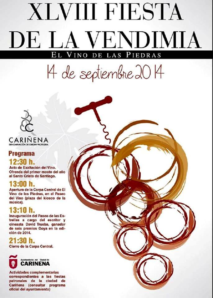 XLVIII Fiesta de la Vendimia 'El Vino de las Piedras' 1