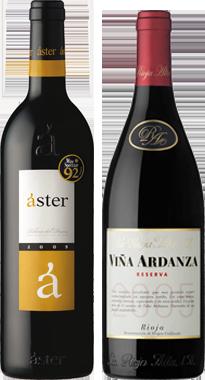 Éxito en los Decanter Asia para dos vinos del grupo bodeguero La Rioja Alta, S.A. 1