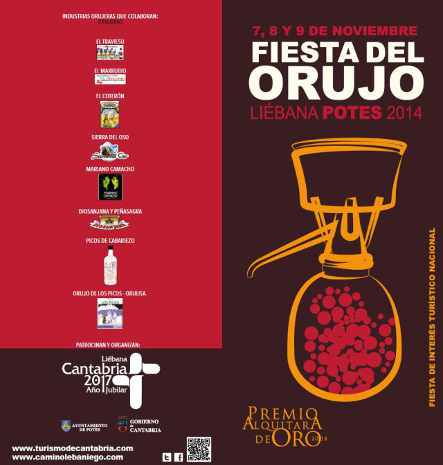 Fiesta del Orujo de Potes 2014 1