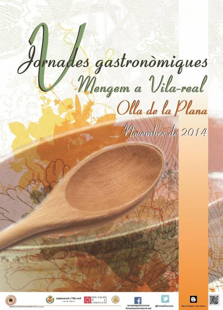 Jornades Gastronòmiques 'Mengem a Vila-Real ... Olla de la Plana' 1