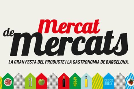 Mercat de Mercats 2014 este fin de semana 1