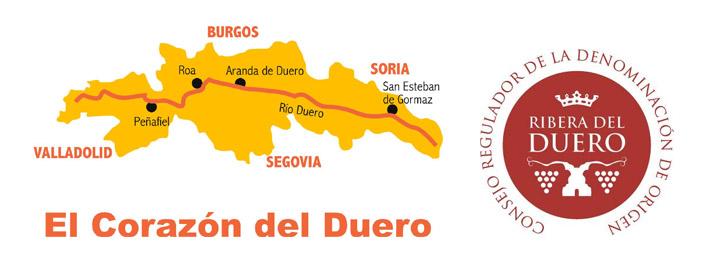 Ribera del Duero consigue la mayor vendimia de la historia 1