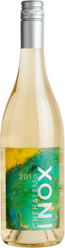 Chehalem INOX Chardonnay 2012, Willamette Valley, Oregon