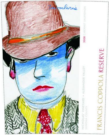 Francis Ford Coppola Reserve Caberent Sauvignon 2008