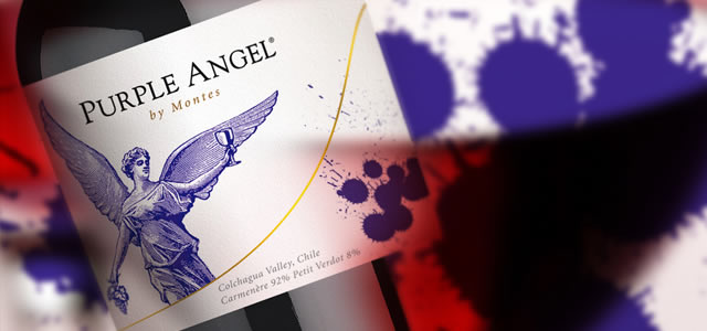 Purple Angel 2011 Montes Valle de Colchagua 1