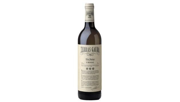 Terras Gauda 2013, Rias Baixas O Rosas Black Label, recomendado como vino ideal para el verano en Perú 1