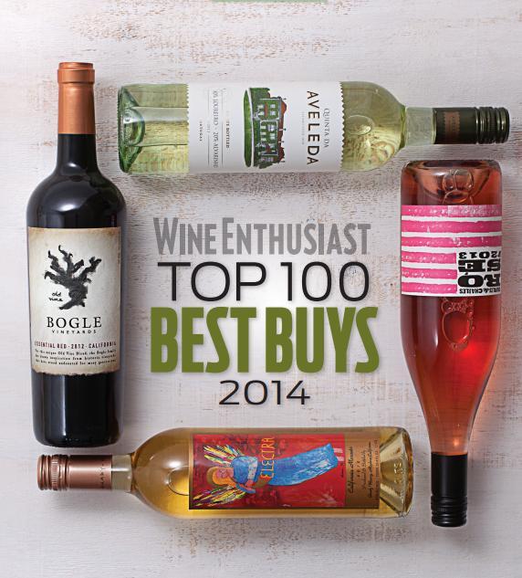 8 vinos españoles en la lista de los mejores 100 del 2014 de Wine Enthusiast 1