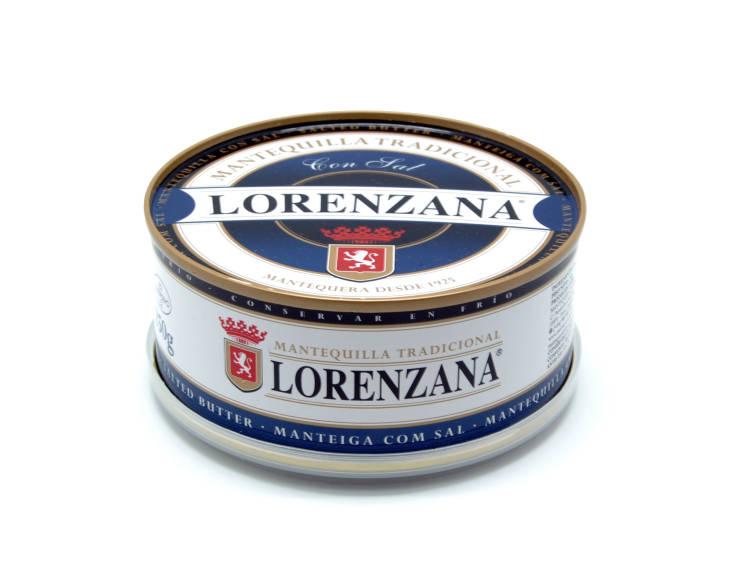 La española Mantequilla Lorenzana estará estas Navidades en las tiendas Fortum & Mason de Londres 2