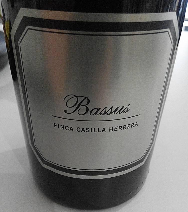 Bassus Finca Casilla Herrera 2011 1