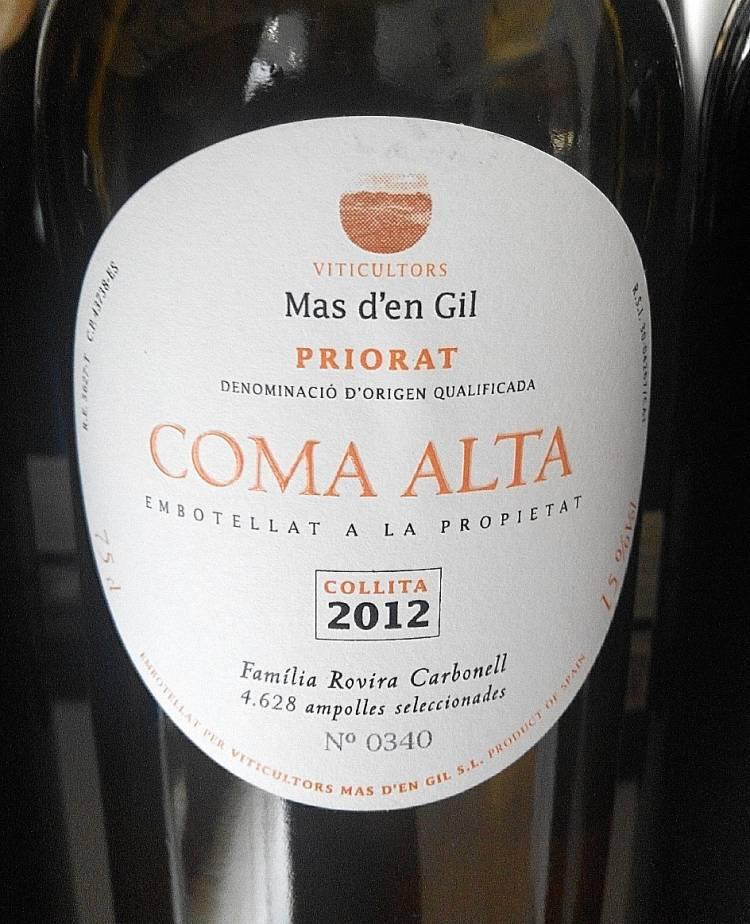 Catamos vinos del Priorat 1