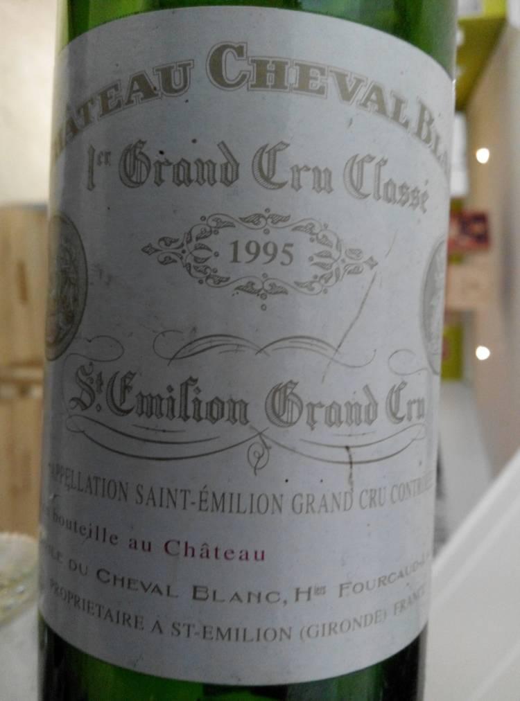 Chateau Cheval Blanc, Saint-Emilion Grand Cru, 1995 1
