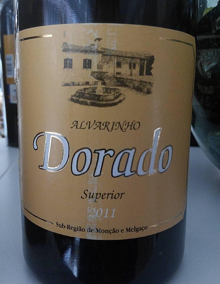 Dorado Superior Alvarinho 2011 1