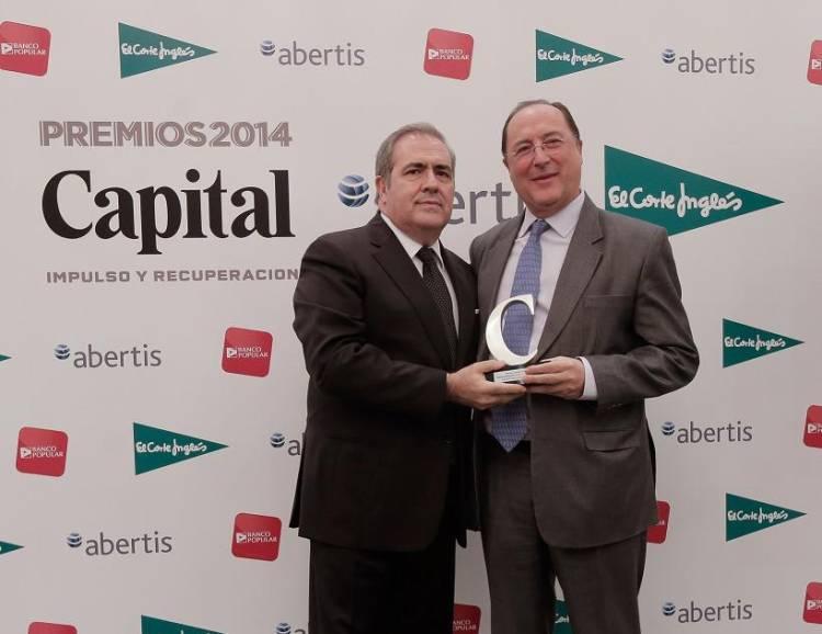 Premio 'Capital Impulso y Recuperación', en la categoría Empresa medioambientalmente responsable al Grupo Matarromera 2