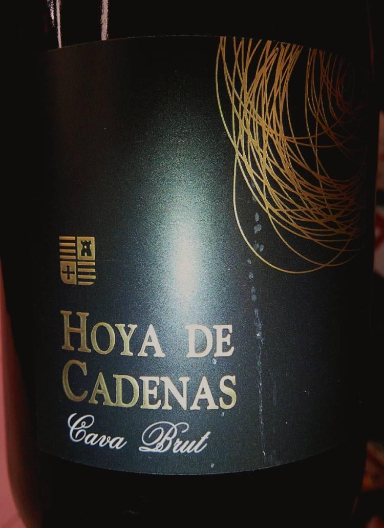 Hoya de Cadenas Cava Brut 1