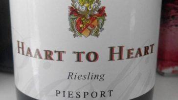 Reinhold Haart Piesporter Riesling Haart to Heart 2010, Mosel Saar Ruwer 1