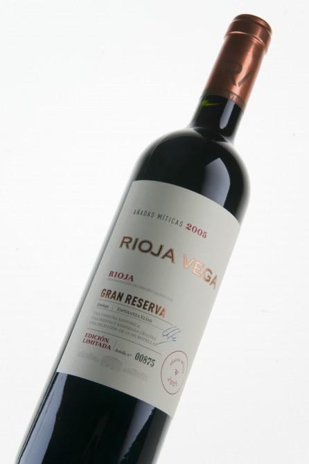 Rioja Vega Gran Reserva 2005 recomendado esta semana en la prensa inglesa 1