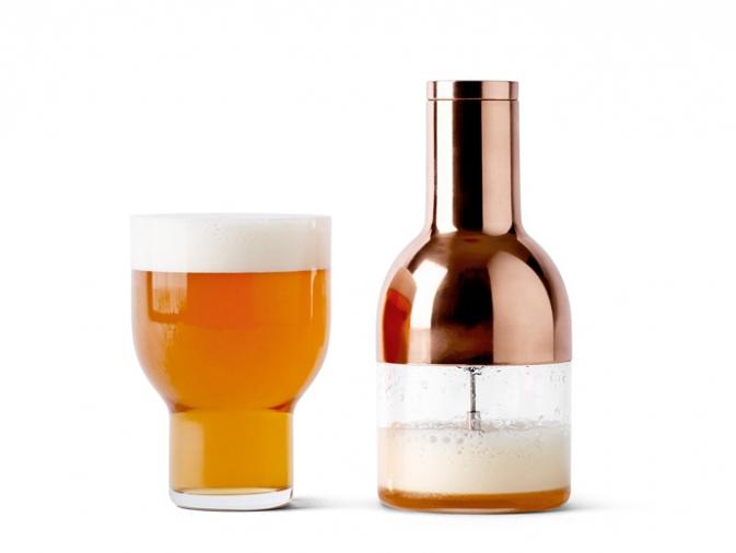 Beer Foamer, para dar espuma en casa a tus cervezas 1