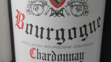 Domaine Thierry et Pascale Matrot Bourgogne Chardonnay 1