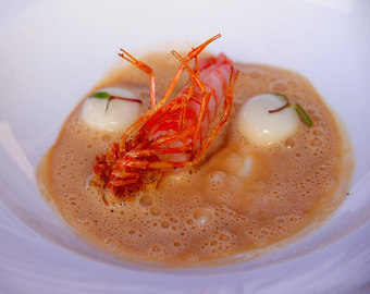 III Concurso Internacional de cocina creativa de la Gamba Roja de Dénia