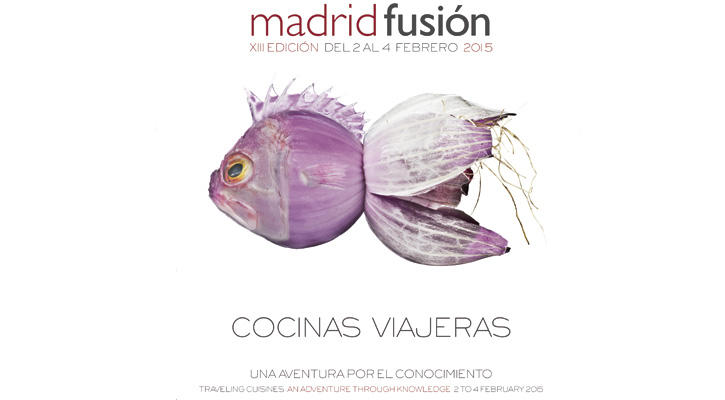 Madrid Fusión 2015 y Enofusión 2015 1