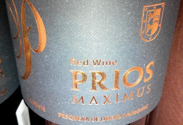 Prios Maximus Roble 2011 1