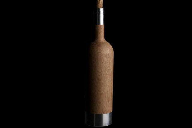 ¿Qué opináis de una botella que haga el efecto de una barrica en la crianza del vino? 1