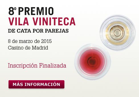 Ya hay fechas para la 8ª edición del Concurso de Catas por Parejas de Vila Viniteca 1