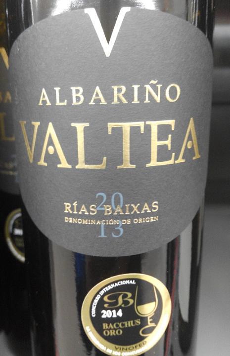 Albariño Valtea 2013 1