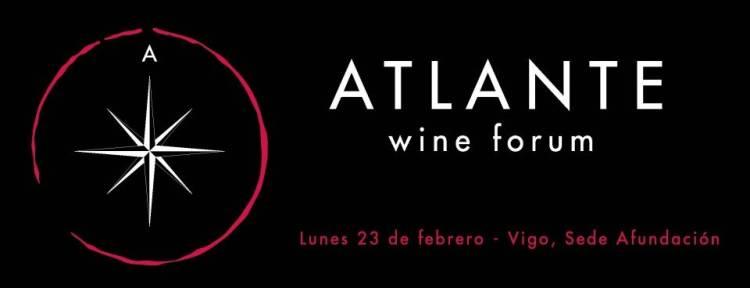 Atlante Wine Forum en Vigo el día 23 de este mes con 200 expertos del mundo del vino 1