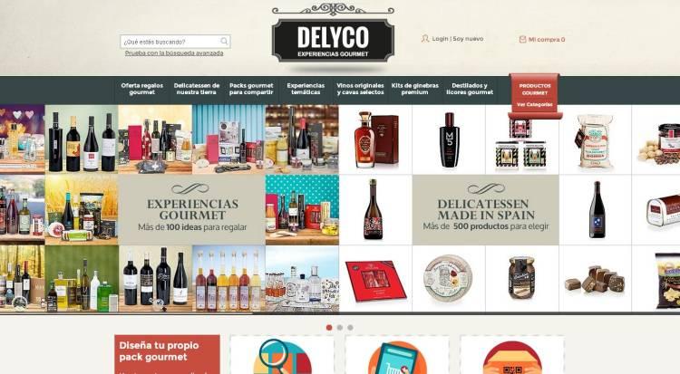 Delyco, pone en marcha su tienda online con una selección delicatessen de productos españoles 1
