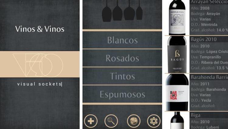 Dos apps más para los amantes de los vinos 1