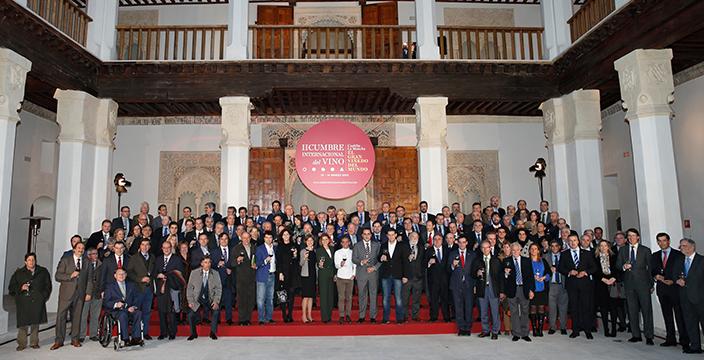 II Cumbre Internacional del Vino de Castilla La Mancha 1