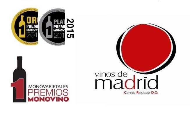 3 Vinos de Madrid alcanzan medalla en los Premios Monovino 2015 1