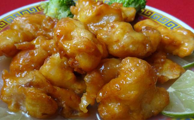 Pollo al limón 1